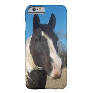 för fodralhäst för iPhone 6 fodral Barely There iPhone 6 Fodral