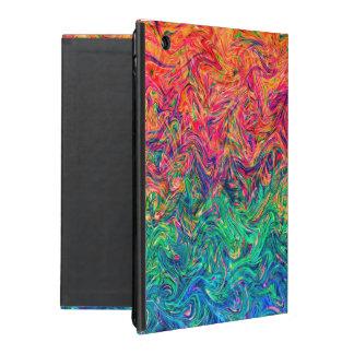 för fodralvätska för iPad 2/3/4 färger iPad Fodral