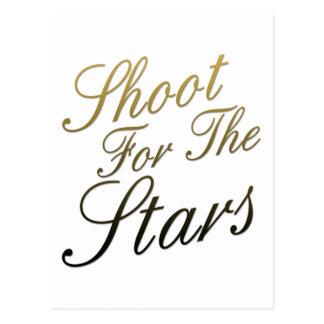 For för stjärnorna vykort