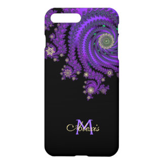 För FractaliPhone 7 för Monogram Celtic iPhone 7 Plus Skal