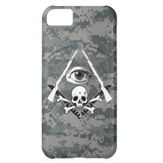 För Garand för modern ledar- Mason änkor Masonic iPhone 5C Fodral
