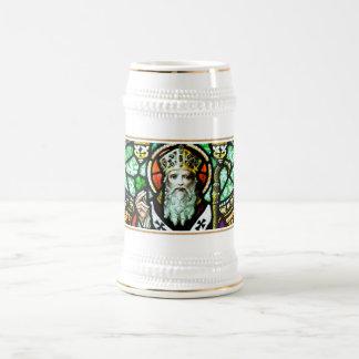 För gåvaöl för saint patrick's day religiösa sejdel