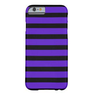 För Goth för lilasvartrandar roligt CricketDiane Barely There iPhone 6 Fodral