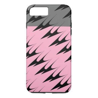 För grå färgkanonmetall för komplex sparre rosa