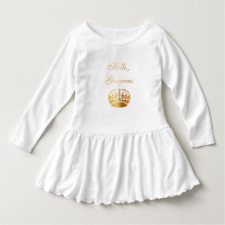 För guld- citationstecken chic för lyx design t-shirt