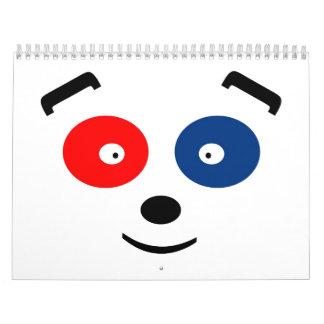 För gullig björn kalender