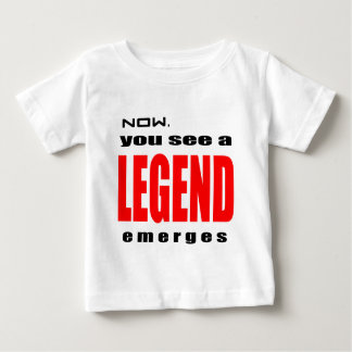 för handlingbeundran för legend dyker upp den t shirt