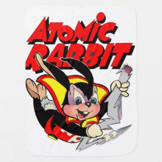 För hårigdjur för atom- kanin rolig superhero