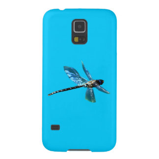 För Insekt-älskare för sländaung ogift kvinnafluga Galaxy S5 Fodral