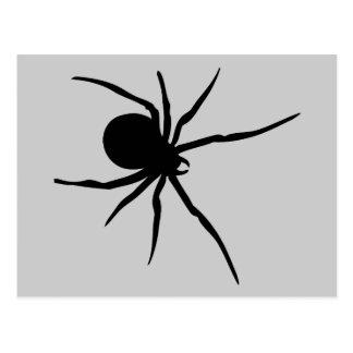 För insektra djur för konst spindelArachnida för Vykort