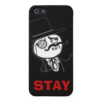 För internetMeme för stag flott iphone case för an iPhone 5 Fodral