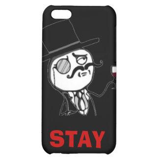För internetMeme för stag flott iphone case för iPhone 5C Skydd