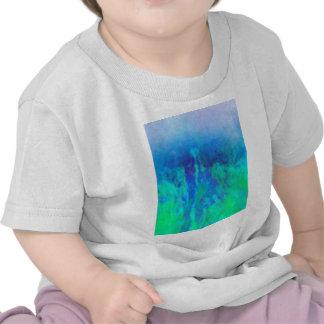 För intryckkonst för © P Wherrell knopp för vår fö Tee Shirt