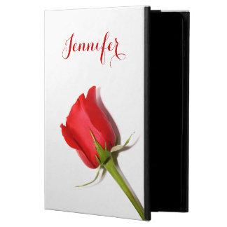 För iPadluft 2 för röd ros beställnings- fodral