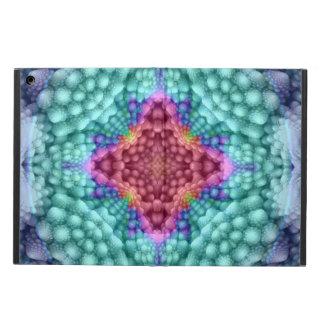 För iPadluft för Groovy man färgrika fodral