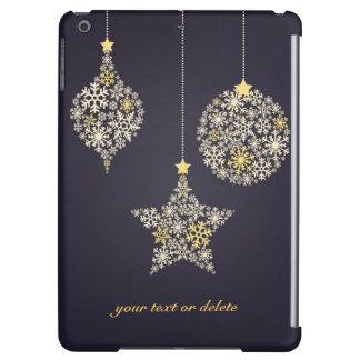 För iPadluft för jul elegantt fodral