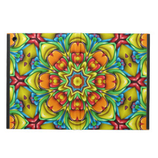 För iPadluft för Sunburst färgrika fodral