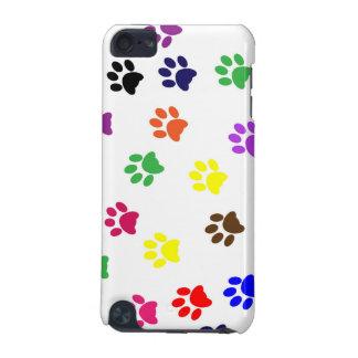 För iPod för husdjur för tasstryckhund roligt färg iPod Touch 5G Fodral