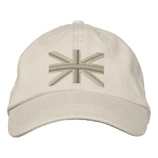 För jackflagga för dimma facklig för England Broderad Keps