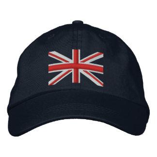 För jackflagga för klassiker facklig för England Broderad Keps