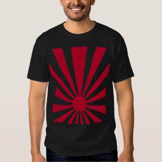 För Japan för vintage för Corey tiger80-tal sol T Shirt