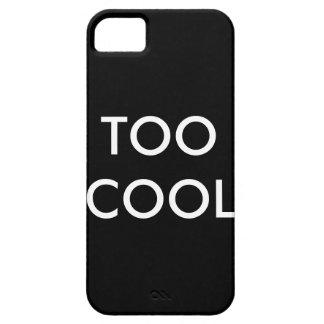 För kallt IPhone5-/Iphone5sfodral iPhone 5 Skydd