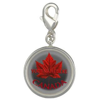 För Kanada för Kanada berlockpersonlig berlock