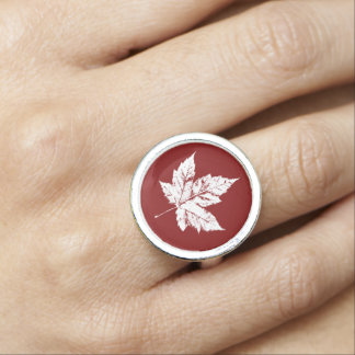 För Kanada för Kanada ringcoola ring för smycken s