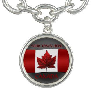 För Kanada för Kanada souvenirarmband armband