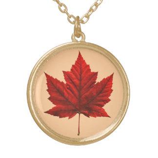 För Kanada för Kanada souvenirhalsband smycken lön