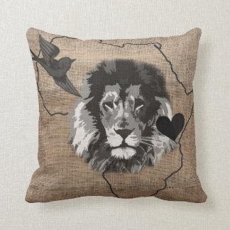 För kärleken av afrikan kudde