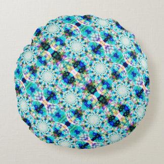 För kärleken av dekoren - den marockanska rundan rund kudde
