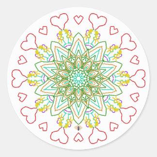För kärleken av den Fae klistermärken