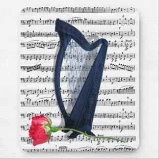 För kärleken av musik… musmatta