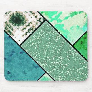 För kärleken - grön mosaik mus mattor