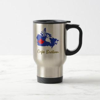 För kärlekKanada för udd Breton mugg för kopp för