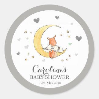  för klistermärke för dusch för baby med hjärtfel