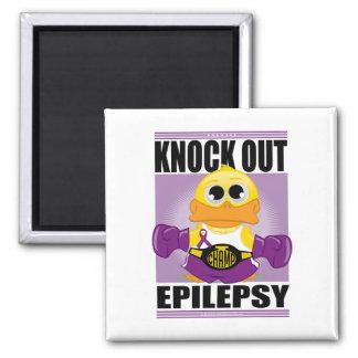 För knackning epilepsi ut