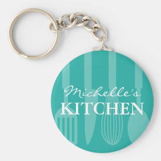 För kökmatlagning för anpassningsbar kända rund nyckelring