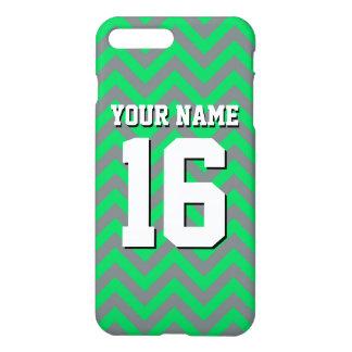 För kolsparre för smaragd gröna sportar Jersey iPhone 7 Plus Skal