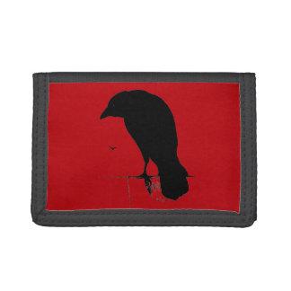 För korpsvart kråkor för Ravens Silhouettesvart