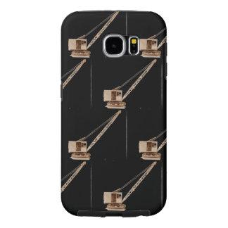 För krantidigt för kranförare Northwest Samsung Galaxy S6 Fodral