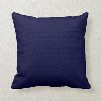 För kunglig kudder modernt populärt blåttsvart för kudde