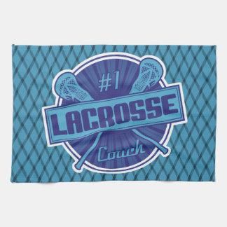 För lagledareTea för Lacrosse #1 handduk Kökshandduk