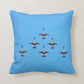 För lagluft för flygvapen Aerobatic bildande för Kudde