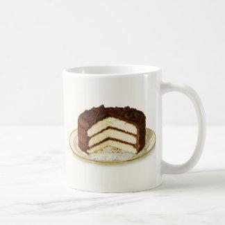 För lagrartårta för vintage choklad Iced mugg
