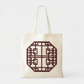 För LatticeworkCTC L.I.F.E. för mahogny kinesisk Budget Tygkasse
