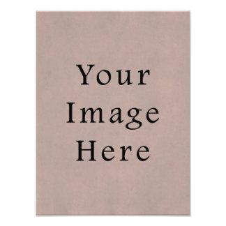 För lavendelParchment för vintage neutralt purpurf Fototryck