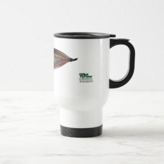 För laxfluga för dam Caroline travel mug Resemugg