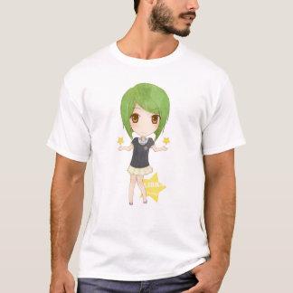 För Libraflickor för Zodiac felik T-tröja T Shirts